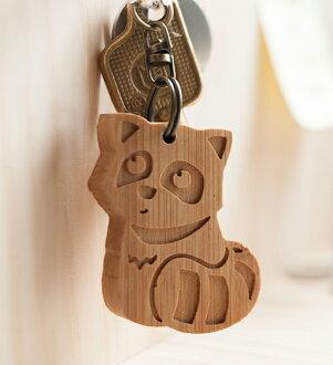 狸貓 - 鑰匙圈