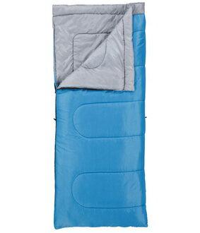Coleman 美國   表演者睡袋 15-藍 信封型睡袋 輕量化纖睡袋 睡墊   秀山莊(CM-6933)