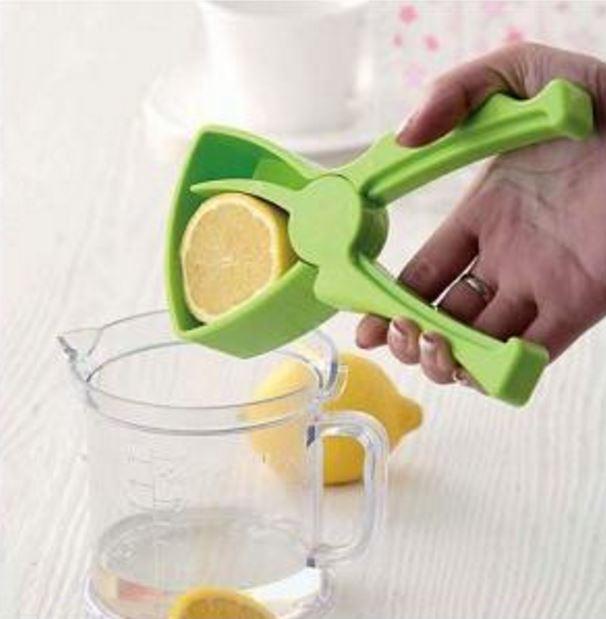 【省錢博士】創意家居 / 迷你手動檸檬榨汁器 / 水果橙子榨汁機 49元