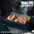recolte 日本麗克特 Home BBQ 電烤盤 (海軍藍)【台灣公司貨】 1