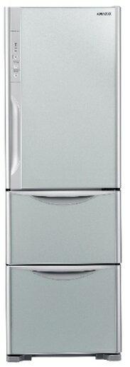 HITACHI 日立 RG36WS(GS) 三門琉璃冰箱 (325L,琉璃瓷)【零利率】