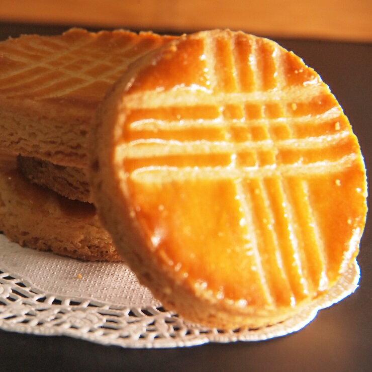 布列塔尼 手工酥餅 (6片)