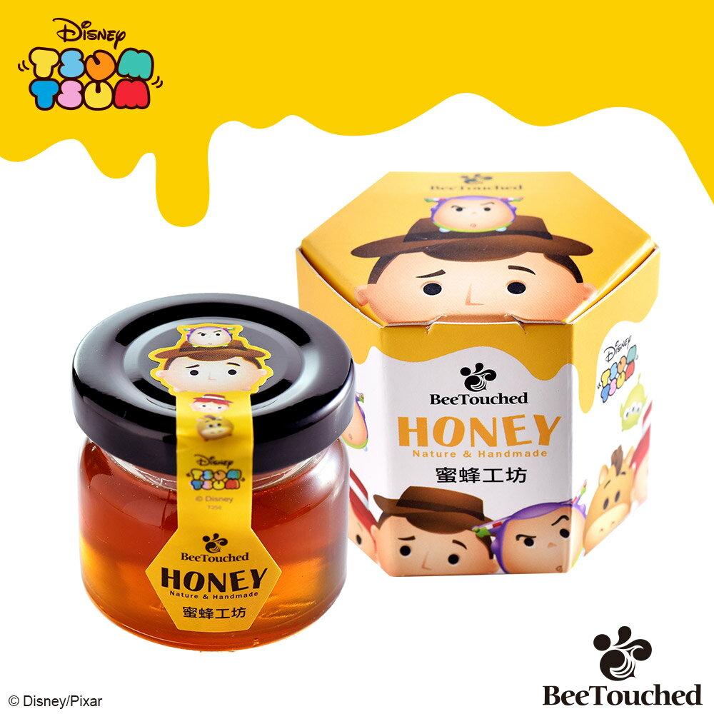 蜜蜂工坊- 迪士尼tsum tsum系列手作蜂蜜(胡迪款) - 限時優惠好康折扣