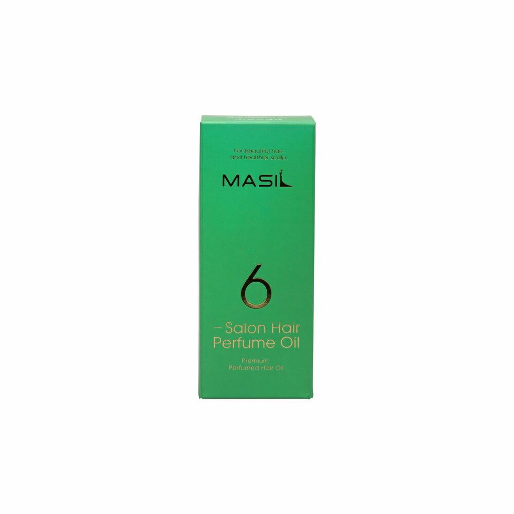 限量優惠【Rough99】Masil 韓國連線 正品現貨 6秒香水護髮精華油