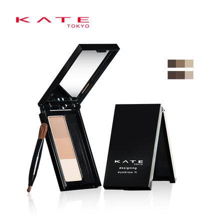 KATE凱婷造型眉彩餅 EX-4 EX-5 【AN SHOP】