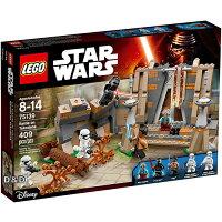 星際大戰 LEGO樂高積木推薦到樂高積木LEGO《 LT75139 》2016 年 STAR WARS 星際大戰系列 - Battle on Takodana就在東喬精品百貨商城推薦星際大戰 LEGO樂高積木