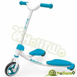 【Holiway】YVolution Fliker J2雙翼搖擺車- 學習版(3色)