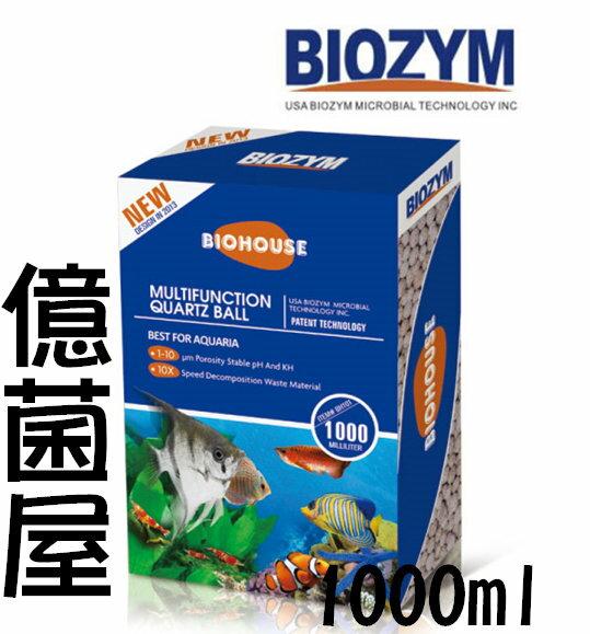 ^~第一佳水族寵物^~ BIOZYM 百因美 ^~億菌屋^(1000ml^)BIOHOUS