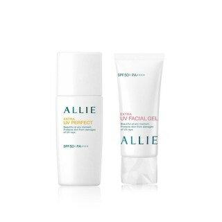 【Kanebo 佳麗寶】 ALLIE EX UV完美高效防曬乳/高效防曬亮顏飾底乳 25g 任選2入【淨妍美肌】
