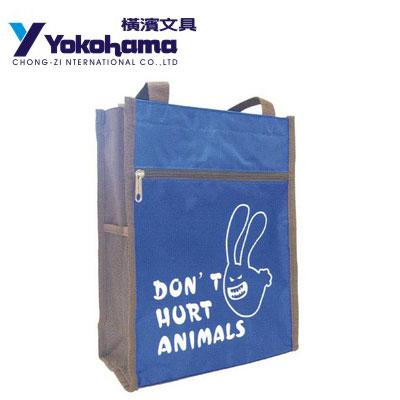 YOKOHAMA 日本橫濱 Love Animals系列直式才藝袋YHT-2 / 個