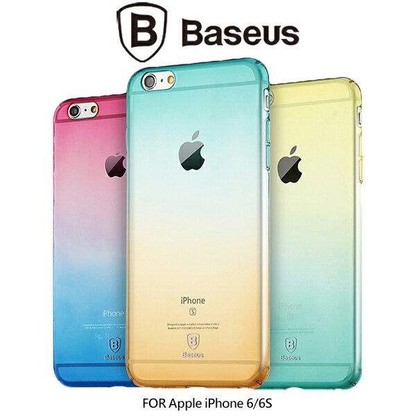 強尼拍賣^~ BASEUS 倍思 Apple iPhone 6S  6S Plus 琥珀殼