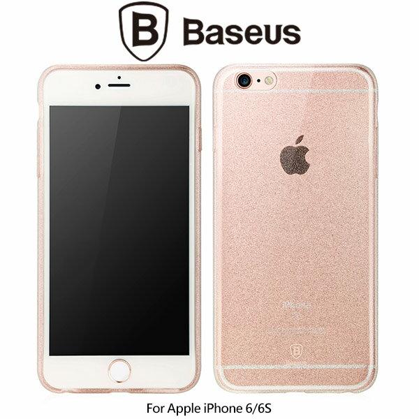 強尼拍賣~ BASEUS 倍思 Apple iPhone 6/6S 4.7吋 星燦 TPU 套 背套 質感輕薄