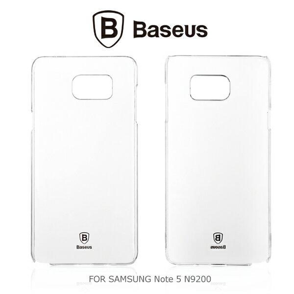 強尼拍賣~ BASEUS 倍思 Samsung Galaxy Note 5 N9200