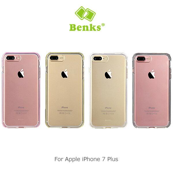 強尼拍賣~BENKSAppleiPhone78Plus泡泡糖保護套背殼全包邊TPU減震防摔