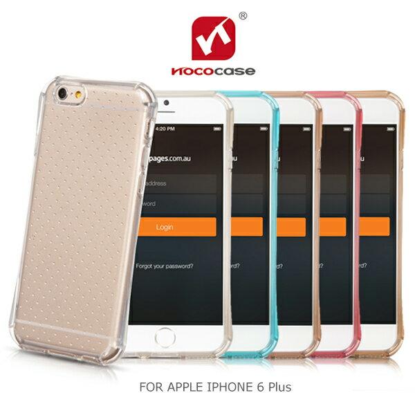 強尼拍賣~ HOCO APPLE IPHONE 6 Plus 5.5吋 莫爾系列防摔軟套 果凍套 透色套 全包套 保護套