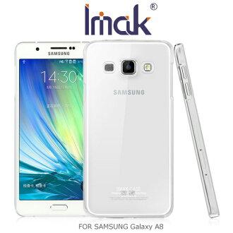 強尼拍賣~IMAK SAMSUNG Galaxy A8 羽翼II水晶保護殼 加強耐磨版 透明保護殼 硬殼 水晶殼