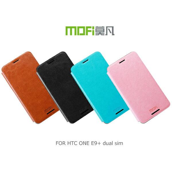 強尼拍賣~ MOFI 莫凡 HTC ONE E9+ dual sim 睿系列側翻皮套 保護殼 保護套