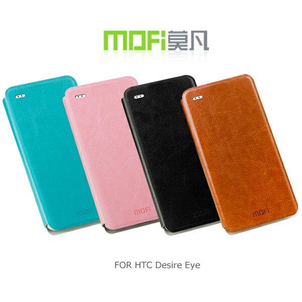 強尼拍賣~ MOFI 莫凡 HTC Desire Eye 睿系列側翻皮套 保護殼 保護套