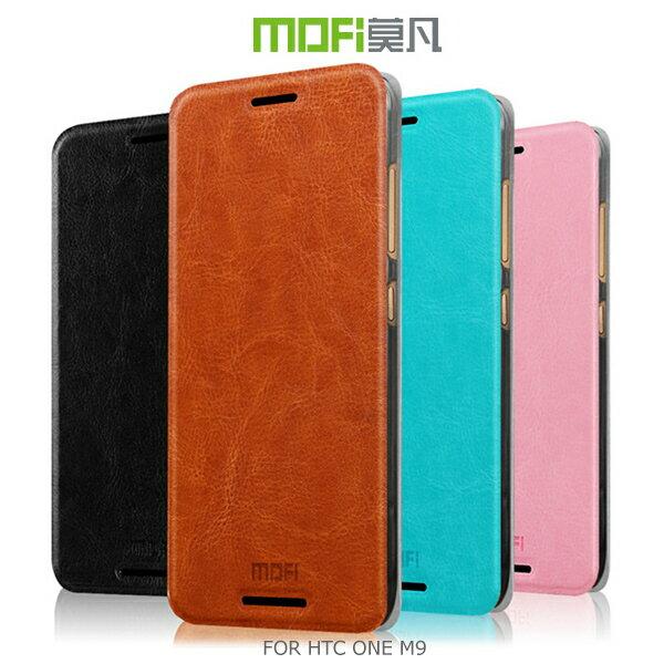 強尼拍賣~ MOFI 莫凡 HTC ONE M9 睿系列側翻皮套 保護殼 保護套