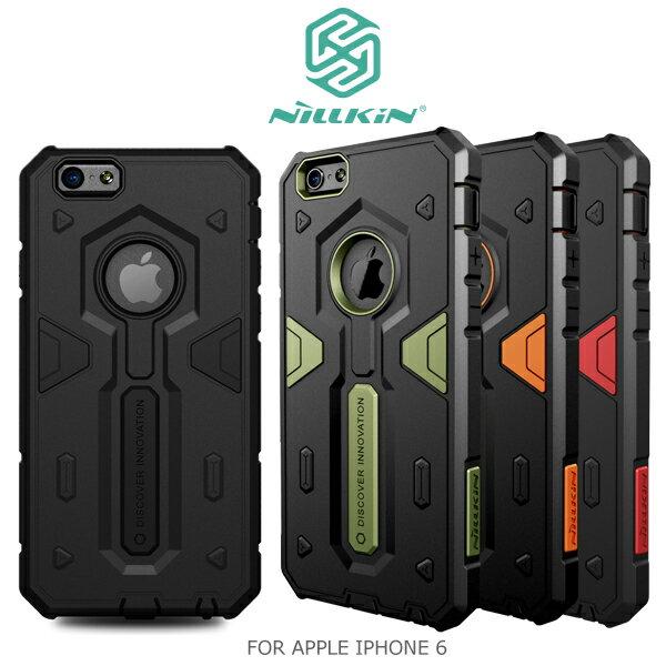 強尼拍賣~ NILLKIN APPLE IPHONE 6 悍將II系列保護套 軟硬雙材質 全包邊 保護殼