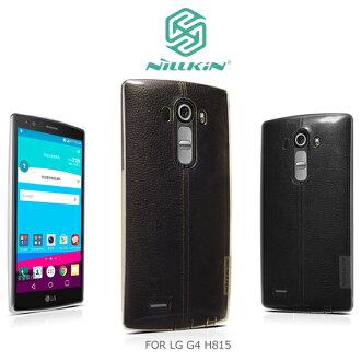 強尼拍賣~ NILLKIN LG G4 H815 本色TPU軟套 超薄貼機 軟殼 保護殼