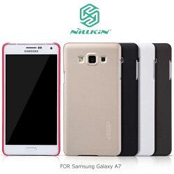 強尼拍賣~ NILLKIN Samsung Galaxy A7 超級護盾硬質保護殼 抗指紋磨砂硬殼 保護殼 硬殼