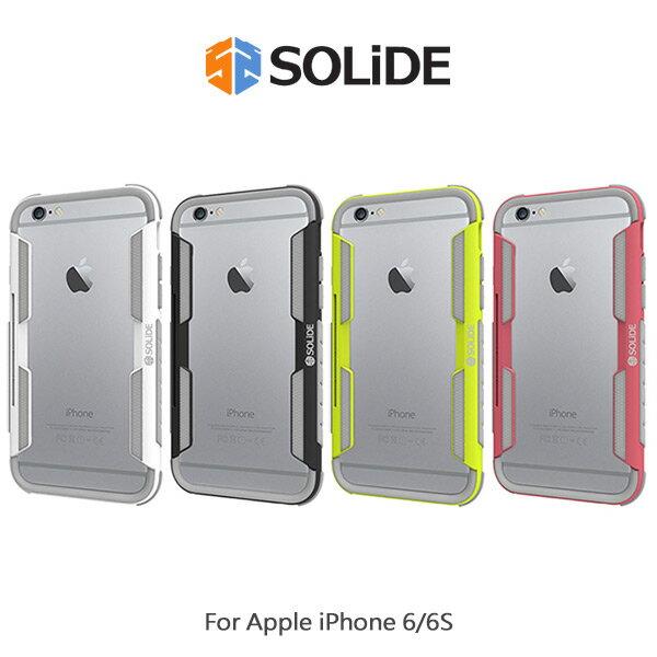 強尼拍賣~SOLiDEAppleiPhone66S4.7吋ARES阿瑞斯防摔殼保護殼卡片收納