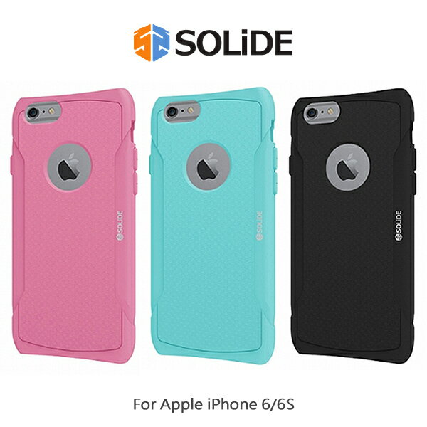 強尼拍賣~ SOLiDE Apple iPhone 6  6S 4.7吋 APOLLO 阿