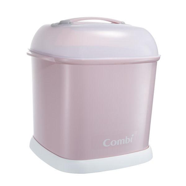 康貝 Combi 奶瓶保管箱(新款) 優雅粉