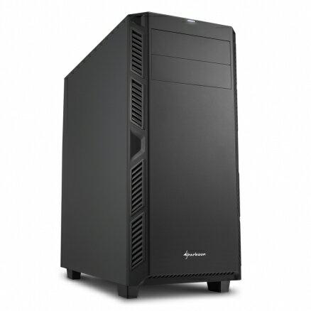 旋剛SharkoonAI7000Silent(B)風行者(黑)靜音電腦機殼PC機殼電競機殼電腦機箱【迪特軍】