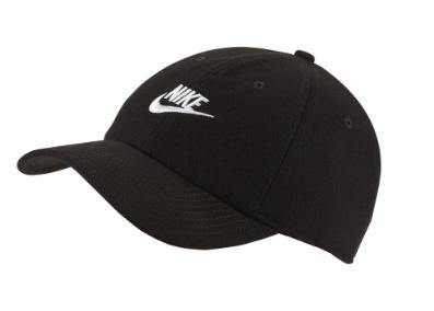 【毒】NIKE LOGO 老帽 棒球帽 黑 CK1326-010
