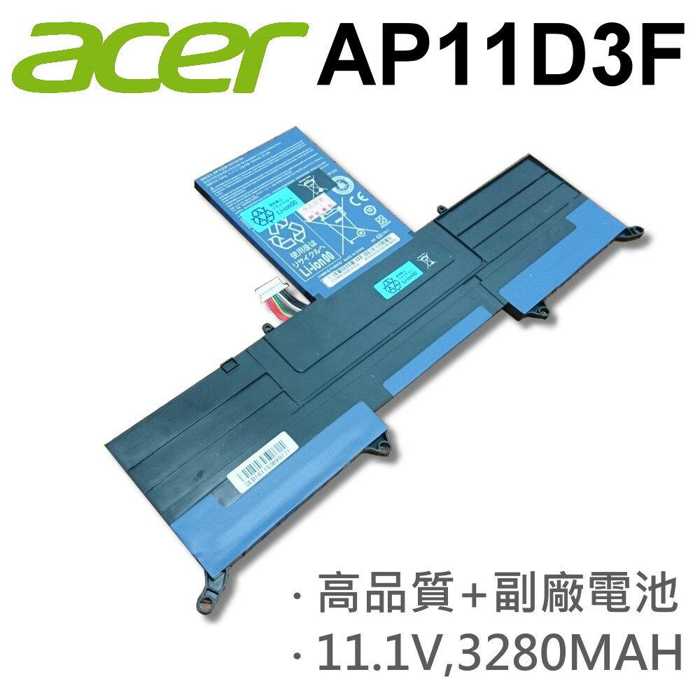 ACER 宏碁 AP11D3F 日系電芯 電池 ASPIRE S3 S3-391 S3-591 S3-951 AP11D4F 3ICP5/65/88 3ICP5/67/90 3ICP5/65/88