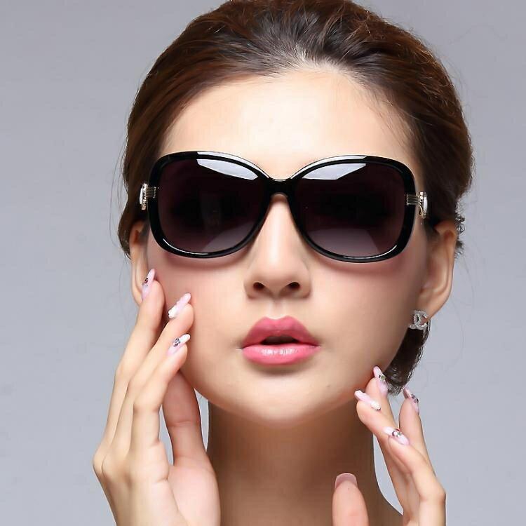 【夏季新款】太陽鏡  歐美款女士墨鏡女士太陽眼鏡開車墨鏡新款