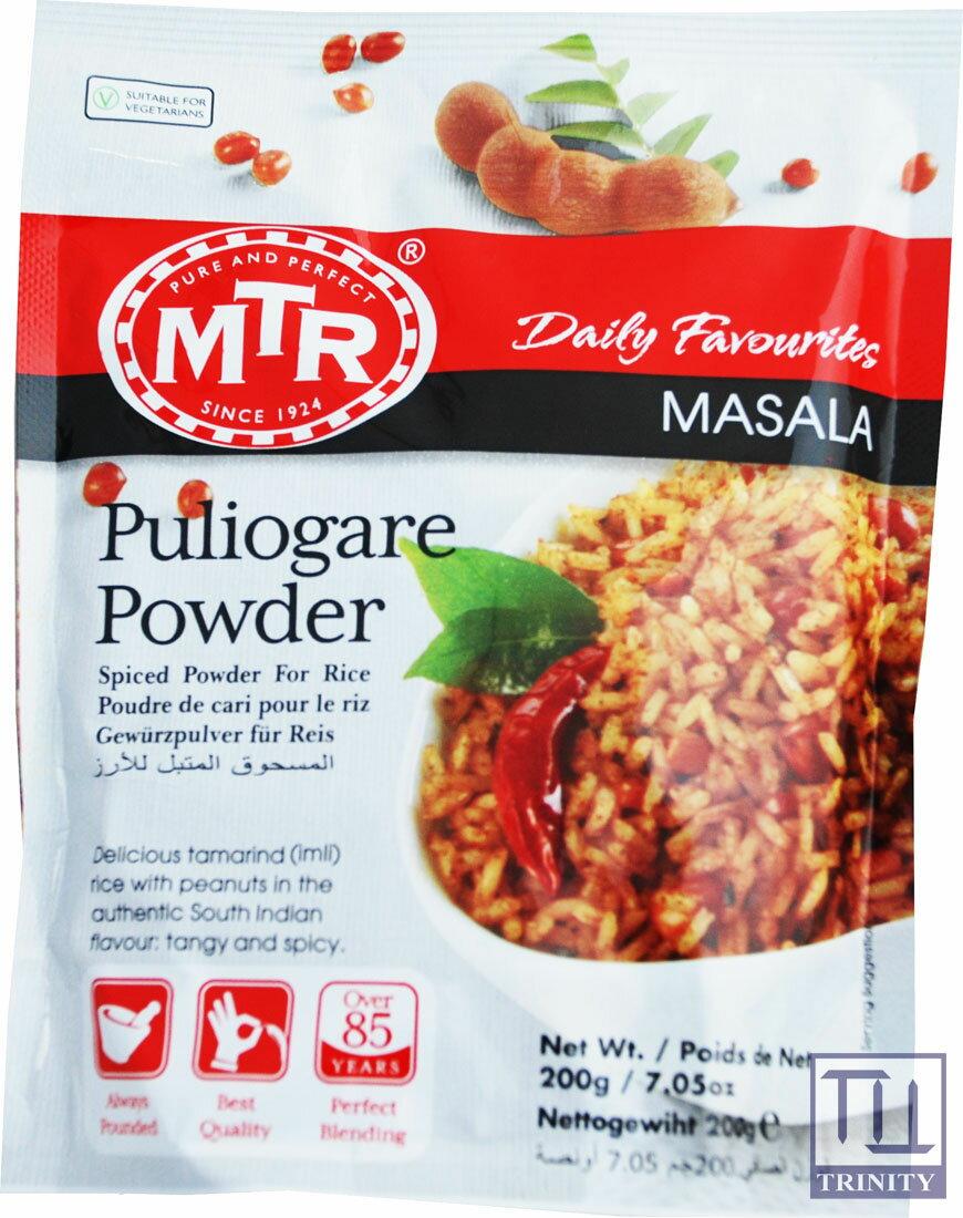 Puliogare Powder 南印度羅望子混合香料粉