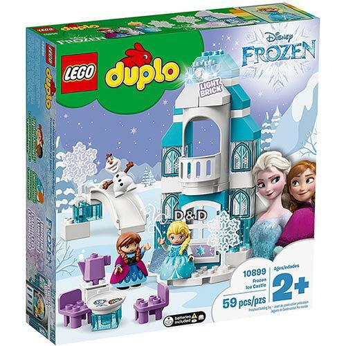 樂高LEGO 10899  Duplo 得寶系列 -Frozen Ice Castle