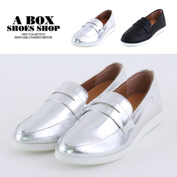 ★消費滿499輸入『18July50a』再折50★【KT953】1.5CM休閒鞋百搭素色舒適懶人包鞋MIT台灣製2色
