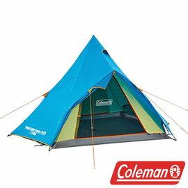 Coleman WINDS LIGHT 印地安帳篷325 戶外 露營 野餐 CM-22044