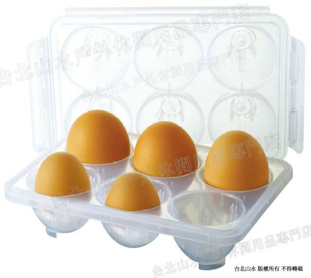 Kovea EC六入蛋盒-可堆疊 KK8CA0201 KECK9JB-07