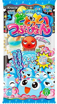 *非buy不可* kracie popin cookin 知育菓子  八爪魚蘇打味(保存期限2018.01)