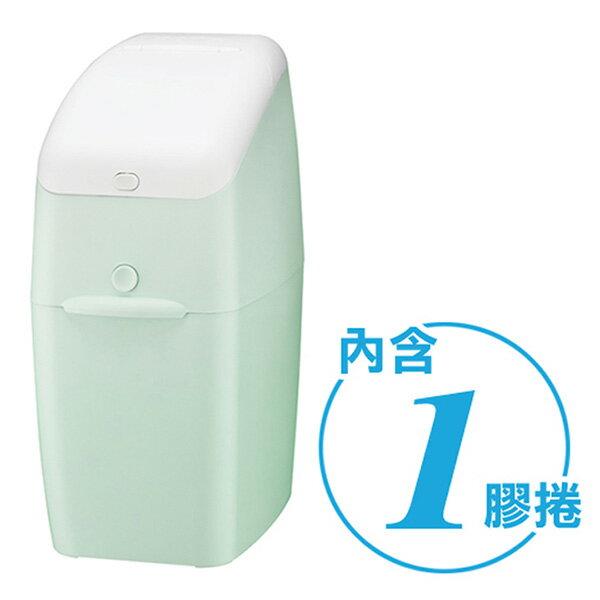 Aprica愛普力卡NIOI-POI強力除臭抗菌尿布處理器-薄荷綠【悅兒園婦幼生活館】