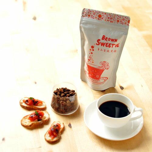 【食在加分】Brown Sweetie 手工柴燒黑糖立袋/250g 2