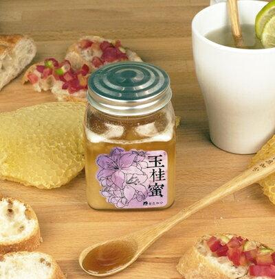 【食在加分】玉桂蜜小罐 ~ 蜜源純淨 天然熟成 ~ / 250g - 限時優惠好康折扣