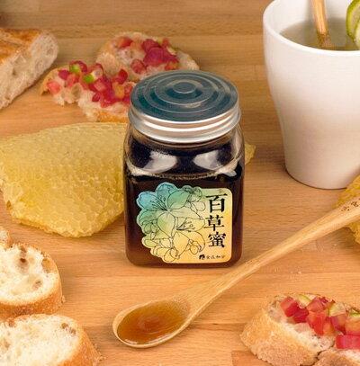 【食在加分】百草蜜小罐 ~ 蜜源純淨 天然熟成 ~ / 250g - 限時優惠好康折扣