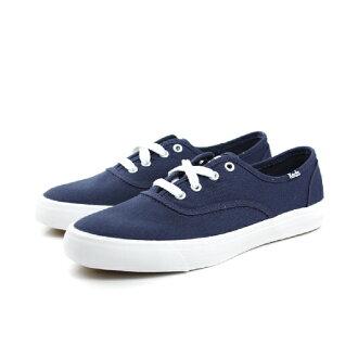 Keds 布鞋 女鞋 深藍色 no140