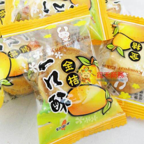 【0216零食會社】朋富-金桔一口酥