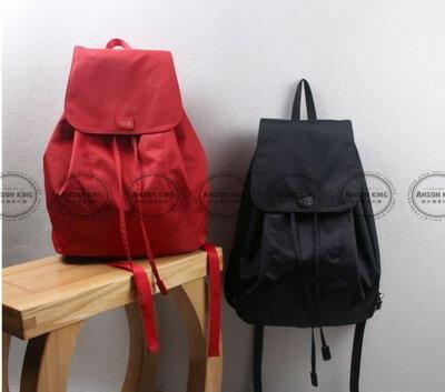 Outlet代購 agnes.b 亞洲限定款 後背包 小b (紅色) 二 色 書包 通勤包 雙肩包 斜挎包 防水 6