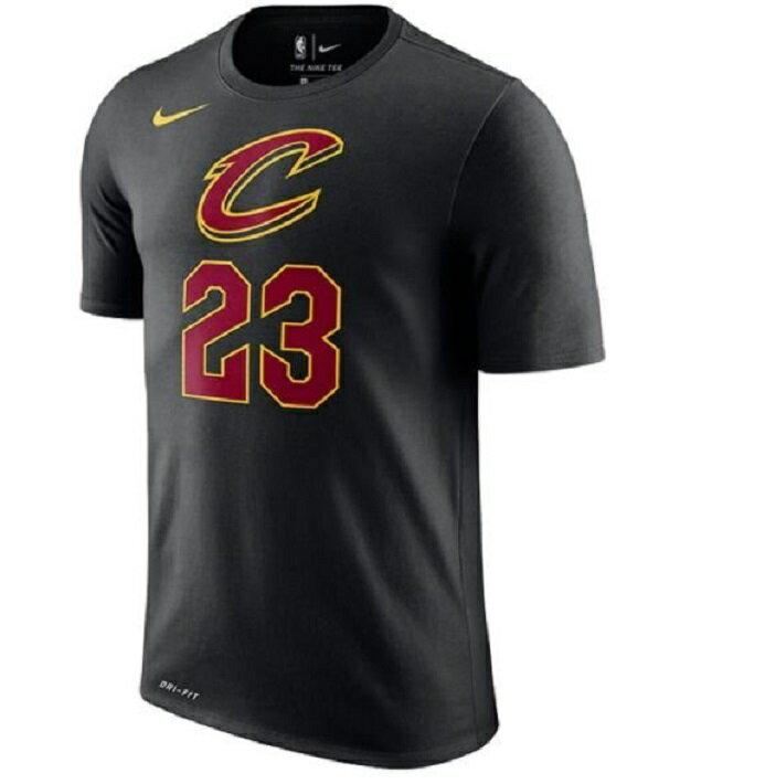 NIKE Cavaliers LeBron James 男裝 短袖 休閒 詹姆士大帝 克里