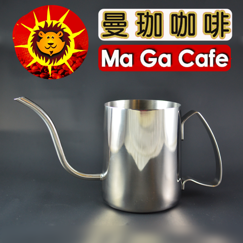 【曼珈咖啡】日本寶馬 耳掛細口手沖壺 600ml