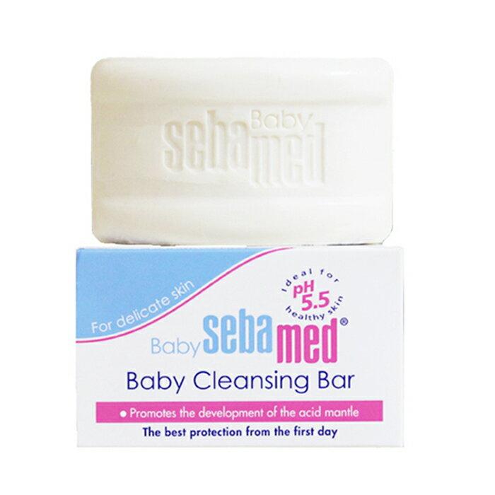 施巴 Sebamed 嬰兒潔膚皂 100g 香皂 寶寶肥皂 3672 - 限時優惠好康折扣