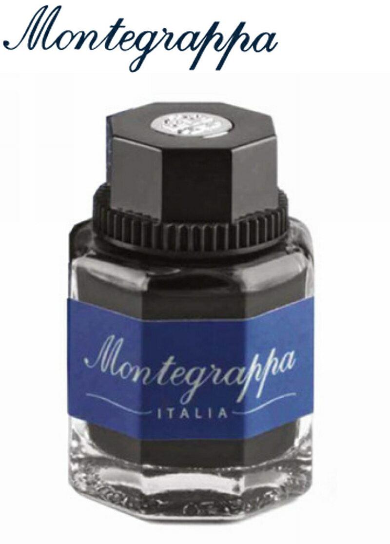 義大利Montegrappa萬特佳 墨水 - (黑 nero black) IA01BZIC / 50ml 瓶